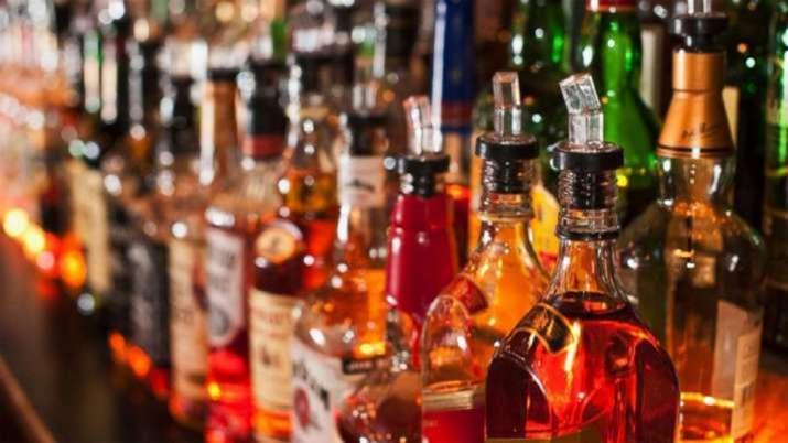 Delhi Liquor Shops