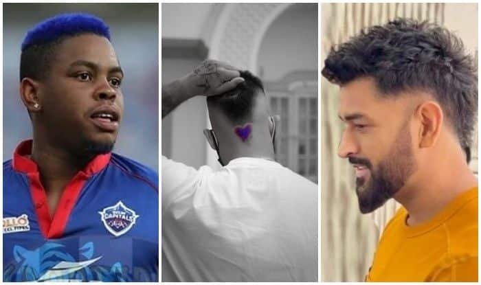 IPL 2021: MS Dhoni, Nitish Rana to Shimron Hetmyer, Cricketer Hairstyles That Have Created Buzz