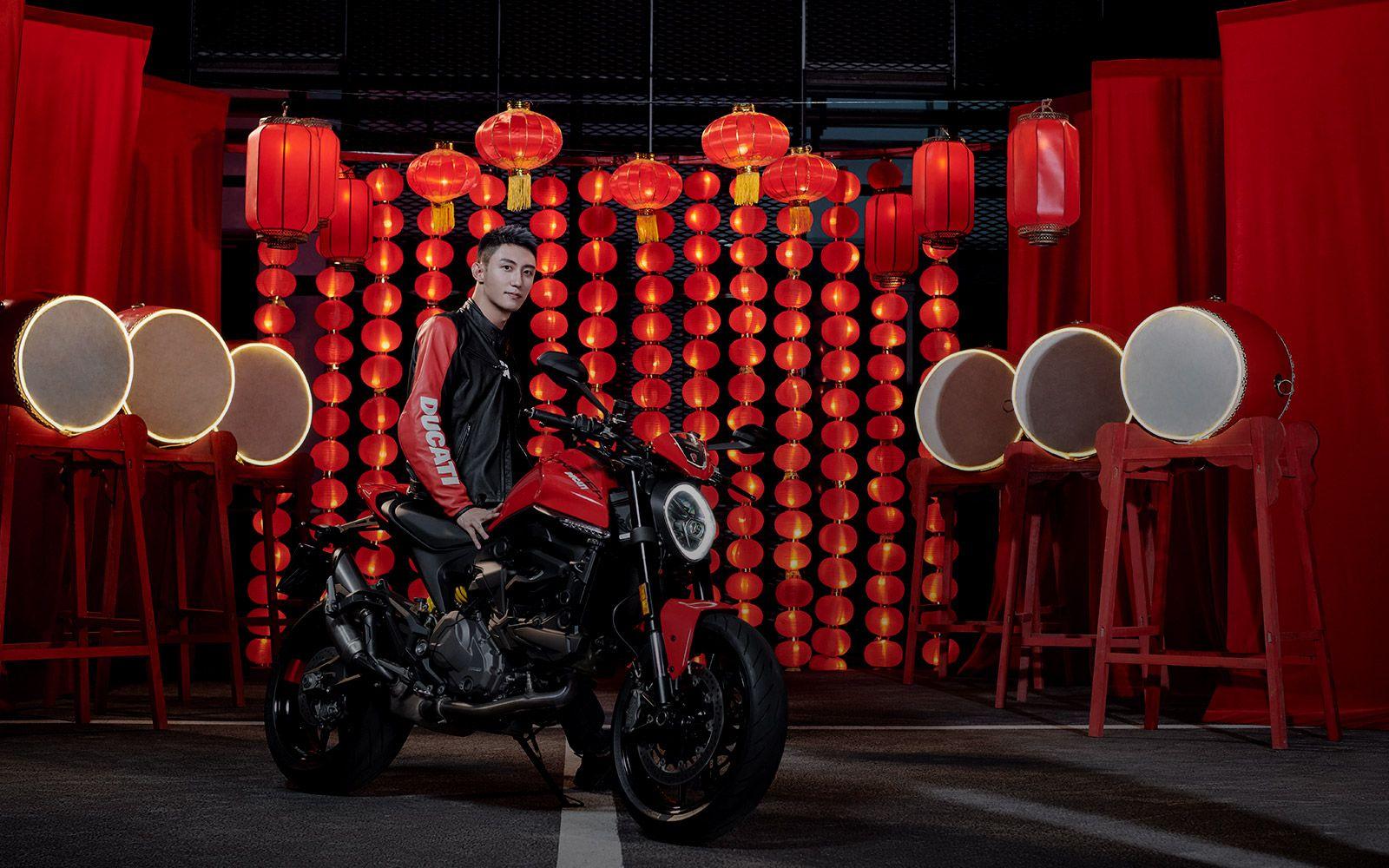 Ducati Monster Bike on Road Price in India