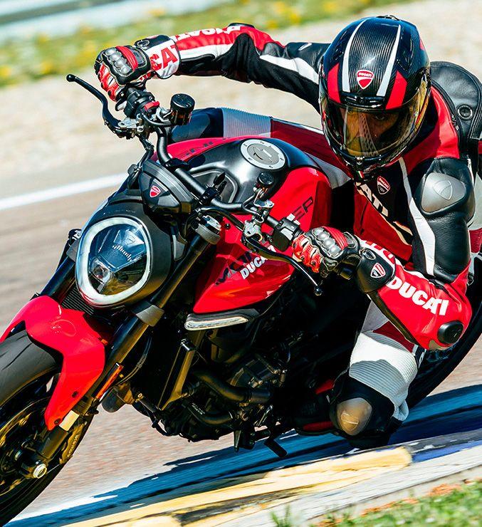 Ducati Monster Bike on Road Price