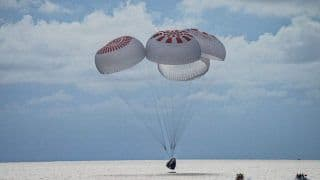 Inspiration4: SpaceX Capsule With 4 Space Tourists Land Safely After 3 Days in Orbit. Watch Video