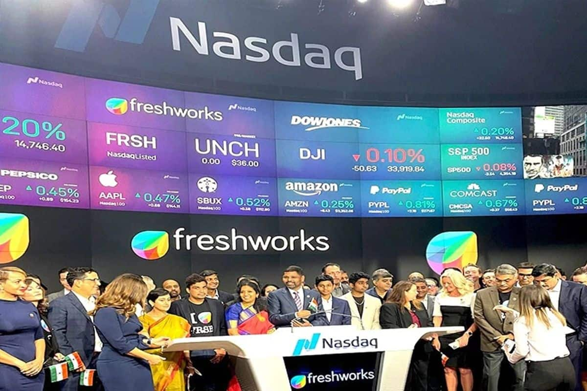Freshworks IPO Share Price India Inc Valuation Revenue Founder 20 ...