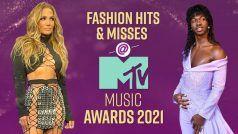 MTV Music Awards 2021: जेनिफर लोपेज से मेगन फॉक्स तक देखिए बेस्ट ओउत्फिट्स की लिस्ट | Watch Video