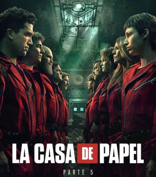 Money Heist season 5 or La Casa De Papel Volume 1 Review