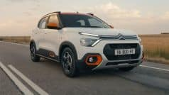 Citroen C3 SUV Unveiled, Price In India Might Start From As Low As Rs 5 Lakh