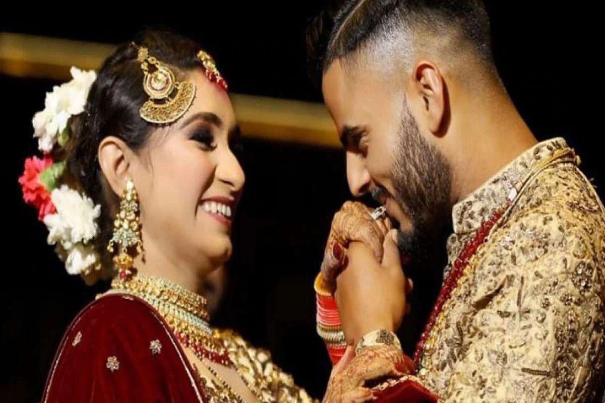 Nitish Rana Wife Saachi Marwah01
