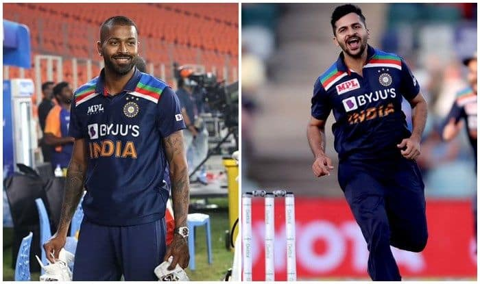 Shardul Thakur or Hardik Pandya | T20 WC - Shardul Thakur Slightly ahead of Hardik  Pandya: Reetinder Singh Sodhi Ahead of India Squad Announcement