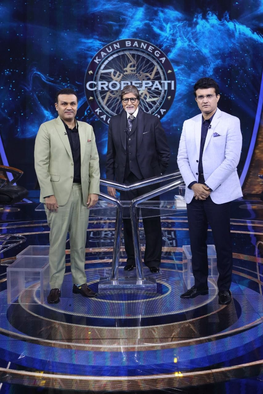 Sourav Ganguly-Virender Sehwag Play For a Noble Cause