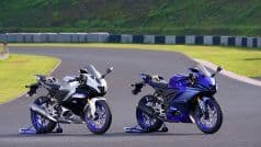 Yamaha R15 Version 4, R15M, Aerox 155, RayZR 125 Hybrid Launched In India: Get All Details Here
