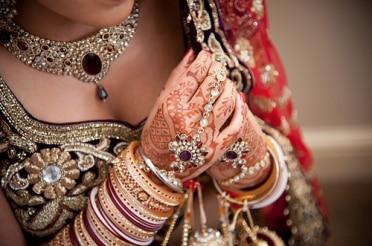Bride dulhan