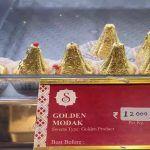 This Sweet Shop in Nashik is Selling 'Golden Modaks' at ₹ 12,000/Kg