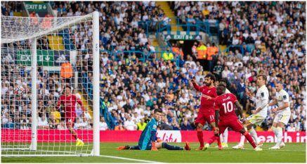 Mohamed Salah Joins 100 PL Goal-Club With Strike Against Leeds United |  India.com
