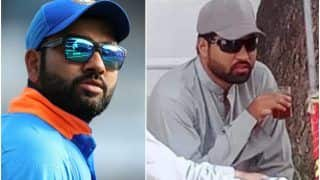 Rohit Sharma's Lookalike Spotted Enjoying Sharbat in Pakistan, Viral Pic Sparks Hilarious Memes
