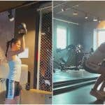 Katrina Kaif is Acing Her Workout Session for Tiger 3  Watch