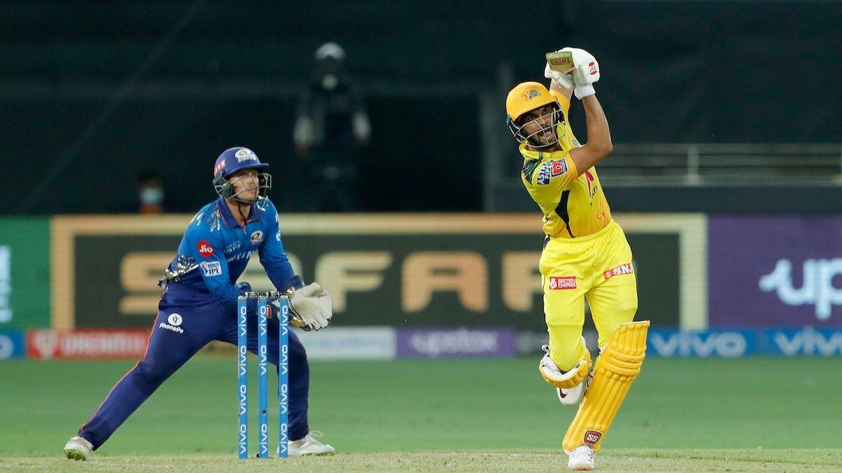 IPL: Ruturaj Gaikwad Shines in CSK's 20-Run Win Over MI