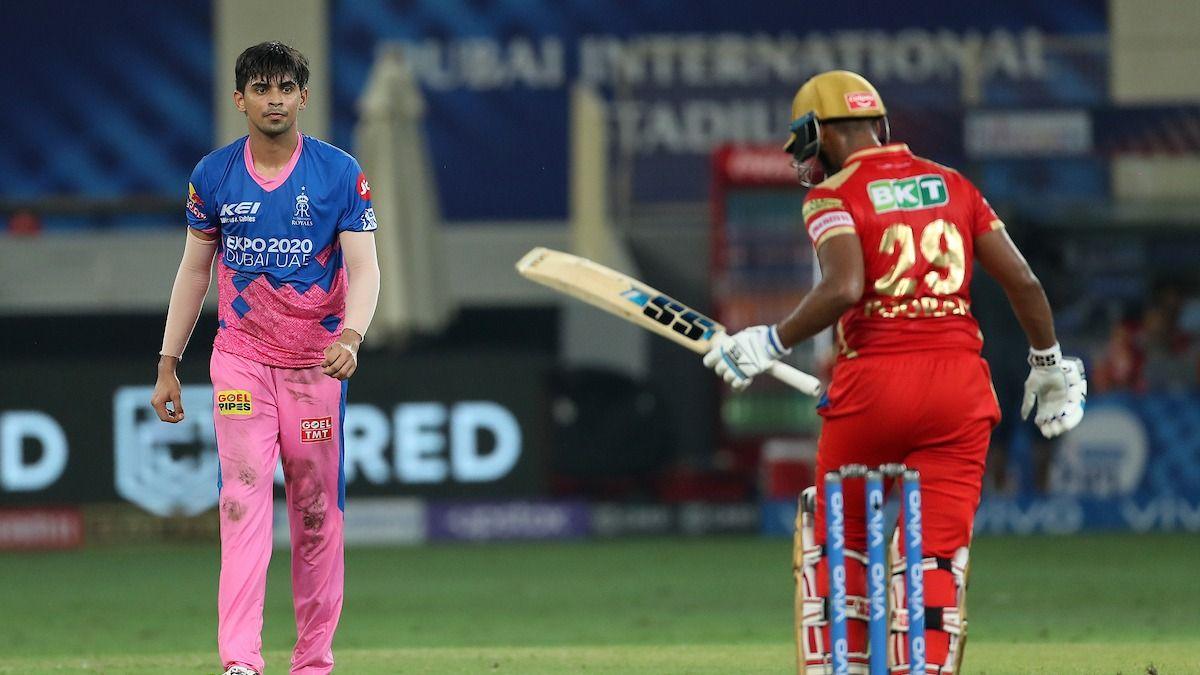 Kartik Tyagi Scripts Incredible 2-Run Win For Rajasthan Royals Against Punjab Kings