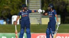 3rd ODI: Yastika, Shafali Fifties Guide India Women to Narrow 2-Wicket Win Over Australia, End Their 26-ODI Winning Streak