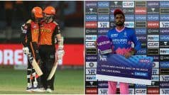 IPL 2021 Points Table Today Latest After SRH vs RR, Match 40: CSK Remain at No.1 Spot, Samson Replaces Dhawan in Orange Cap Tally