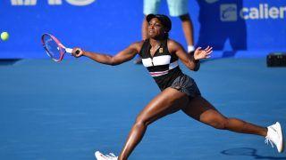 US Open: Sloane Stephens, Halep Reach Third Round on Rain-Marred Day