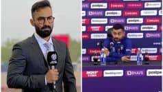 'Silly Question' - Karthik Loves Kohli's Reaction Towards Journo After Humiliating Loss