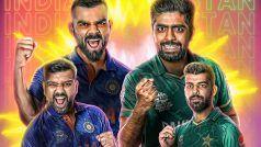 StandBy: India vs Pakistan Blockbuster in Dubai Begins Shortly
