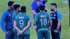 THALA For a Reason! Dhoni's Heartwarming Gesture Towards Pakistan Players Breaks Internet | PICS