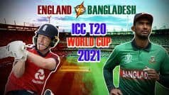 LIVE | T20 World Cup: Roy, Bowlers Shine as England Crush Bangladesh in Super 12 Battle