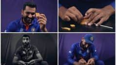 WATCH | Team India Players Ace 'Dologna Candy' Challenge From Netflix's 'Squid Game'