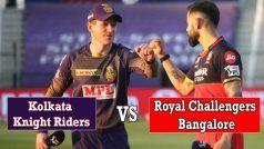 RCB vs KKR, IPL 2021, Eliminator: बैंगलोर को हरा कोलकाता ने बनाई QF-2 में जगह, दिल्ली से होगी फाइनल के लिए भिड़ंत