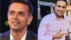 Dravid Officially Applies For Team India Head Coach's Role; Laxman Likely to Take Over at NCA