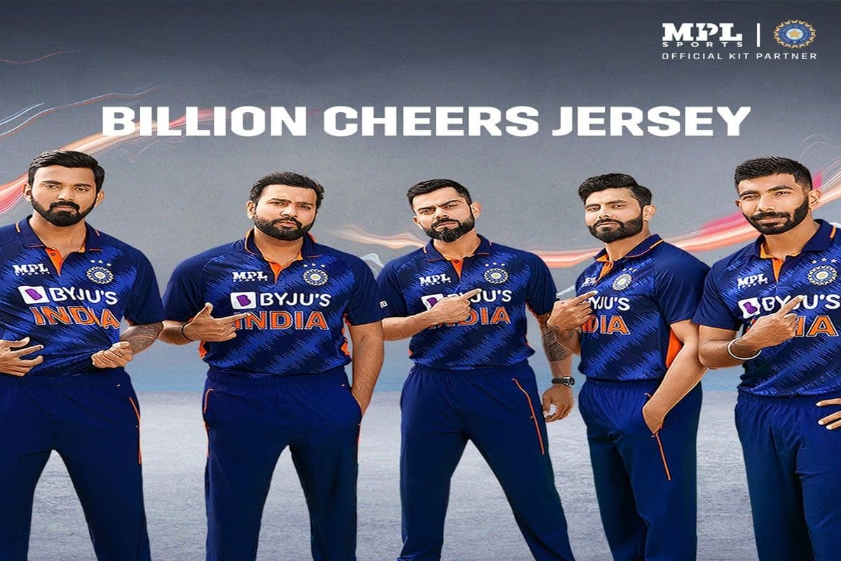 T20 World Cup: Team India Unveil New Jersey Ahead of the Tournament   See Prices, Where To Buy Official Fan Jerseys