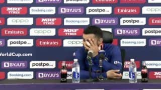 Virat Kohli Fumes at Journalist During PC For Asking 'Will You Drop Rohit Sharma?' After Pakistan Hammer India in T20 WC