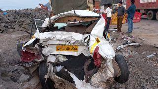 Maharashtra: 3 Died, 6 Injured in Road Mishap on Pune-Mumbai Expressway