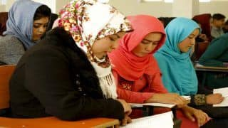 Facing School Ban, Afghan Girls Join Vocational Centres; Learn Tailoring and Cosmetology