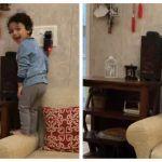 Viral Video: Toddler Asks Alexa to Play Dum Dum Diga Diga. His Reaction is Too Adorable. WATCH