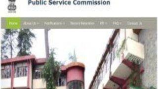 HPPSC Prelims Result 2021 Released for the Post of Range Forest Office on hppsc.gov.in.