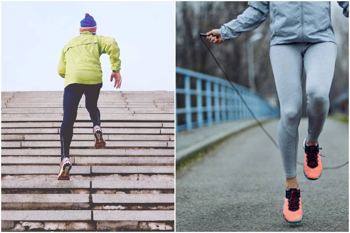 Benefits of Running VS Benefits of Jumping Rope – Which Workout Style is More Effective For Weight Loss?