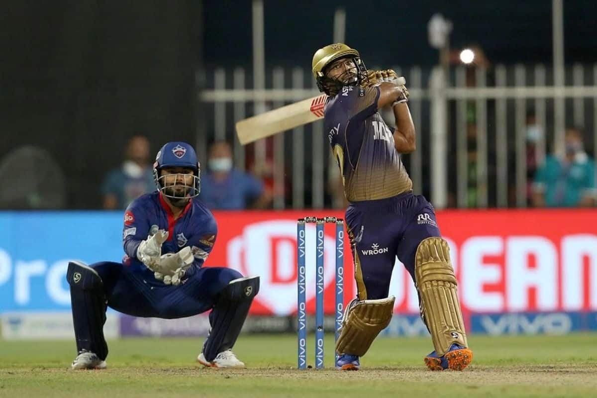 IPL 2021 Qualifier 2: Rahul Tripathi Finishes Off in Style as Kolkata Knight Riders Beat Delhi Capitals to Set-up Summit Clash Against CSK