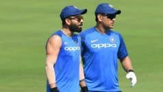 MS Dhoni's Eye For Intricate Details & Practical Advice Will Help Team India: Virat Kohli