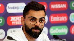Virat Kohli Plays Down Hype Around India vs Pakistan Match