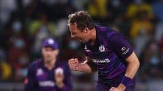 T20 World Cup: All-round Chris Greaves Helps Scotland Stun Bangladesh in Thrilling Contest