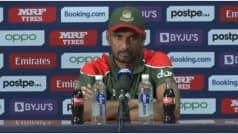 T20 World Cup: Scotland Players Interrupt Mahmudullah's Post-Match Press Conference