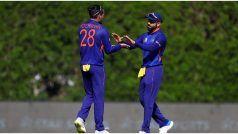 WATCH: Virat Kohli Bowls in Warm-Up Match Against Australia