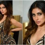 Mouni Roy Enters Weekend in a Perfectly Bling Black Short Dress Worth Rs 82K – A Hit Or A Miss?