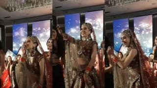 Viral Video: Desi Bride's Dance on 'Pappu Can't Dance' With Her Squad is Winning Hearts | WATCH