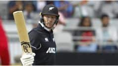 T20 World Cup 2021: Martin Guptill's Injured Toe Could Rule Him Out For Crucial India Game on Oct 31