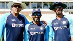 Fielding Coach R Sridhar Thanks BCCI, Players Before Last Assignment With Team India