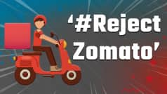 Watch: #Reject Zomato Trends On Twitter After A Customer Was Asked To Learn 'Hindi'